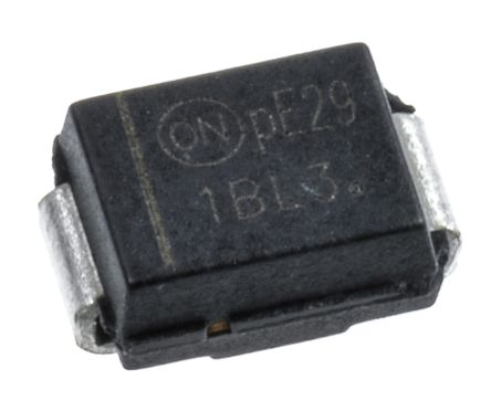 ON Semi 30V 2A, Schottky Diode, 2-Pin DO-214AA MBRS130LT3G
