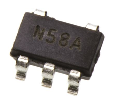Microchip TC1185-3.3VCT713, LDO Regulator, 150mA, 3.3 V, ±2.5% 5-Pin, SOT-23