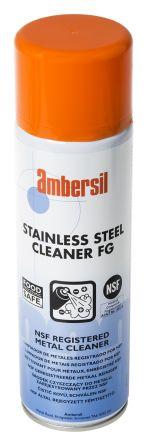 Ambersil 500 ml Aerosol Multi Purpose Metal Cleaner for Metal