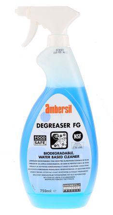 Ambersil 750 ml Bottle Multi-purpose Cleaner,Food Safe for Packaging Equipment