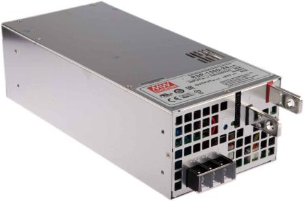 Mean Well, 1.5kW Embedded Switch Mode Power Supply SMPS, 24V dc, Enclosed