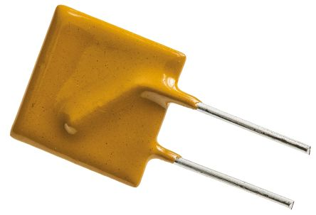 3A Hold current, Radial Leaded PCB Mount Resettable Fuse, 30V product photo