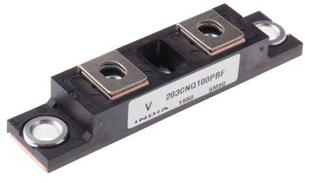 Vishay 100V 200A, Dual Schottky Diode, 3-Pin TO-244 VS-203CNQ100PBF
