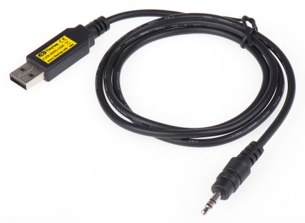 Tinytag CAB-0005-USB Data Logger USB Cable, For Use With Tinytag Talk 2