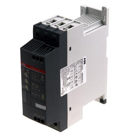 ABB 45 A Soft Starter PSR Series, IP10, IP20, 22 kW, 208 → 600 V
