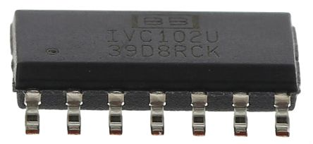 IVC102U Texas Instruments, Transimpedance Amplifier 2MHz 14-Pin SOIC