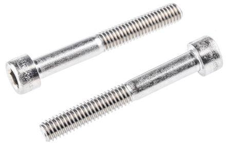 M6x45 M6 Metric Bolts Stainless Steel Socket Head ALLEN SCREW
