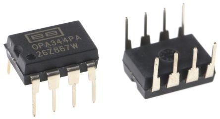 Texas Instruments OPA353UA Precision Op Amp RRIO 44MHz 3 V 5 V 8-Pin SOIC