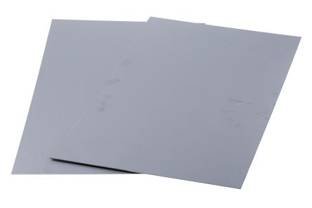 304S15 Stainless Steel Sheet, 500mm x 300mm x 1.2mm