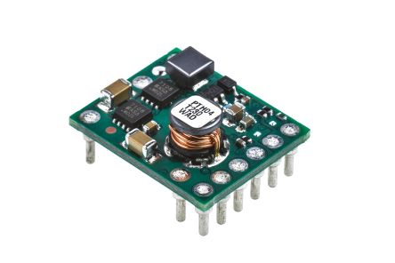 Texas Instruments PTH04T230WAD, DC-DC Power Supply Module 6A 5.5 V Input, 300 Khz 10-Pin, DIP Module