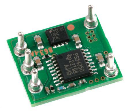 Texas Instruments PTH08080WAH, DC-DC Power Supply Module 2.25A 4.5 V Input, 300 Khz 5-Pin, DIP Module