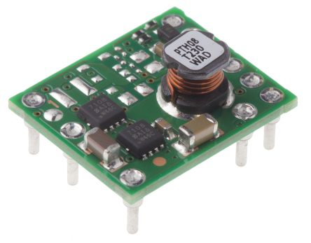 Texas Instruments PTH08T230WAD, DC-DC Power Supply Module 4.5 V Input, 10-Pin, DIP Module