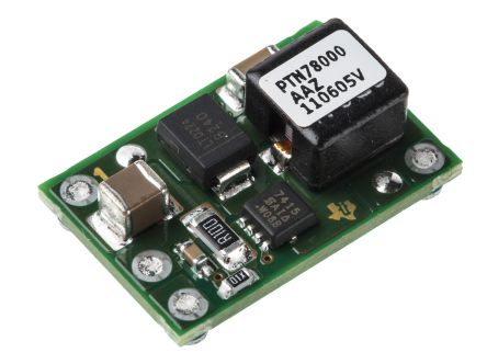 Texas Instruments PTN78000AAZ, DC-DC Power Supply Module 7 V Input, 5-Pin, DIP Module
