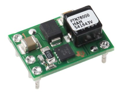 Texas Instruments PTN78000HAH, DC-DC Power Supply Module 36 V Input, 5-Pin, DIP Module