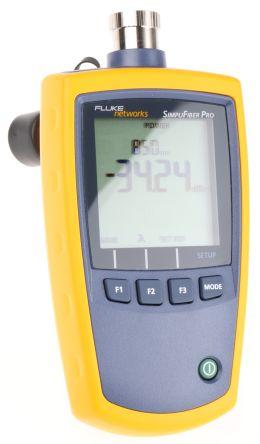 Fibre Optic Test Equipment SimpliFiber Pro Power Meter 0.01 dB product photo