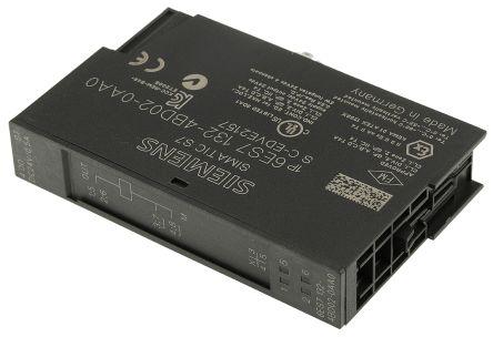 ESCAAA Siemens ETS PLC IO Module V Dc X - 6es7138 4ca01 0aa0 wiring diagram