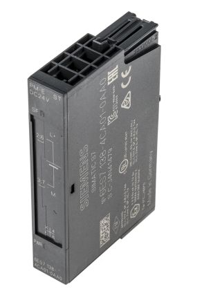 6es7138 4ca01 0aa0 Siemens Et200s Plc I O Module 24 V Dc 81 X 15