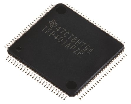 TFP401APZP, Video Decoder 3.3 V 100-Pin HTQFP