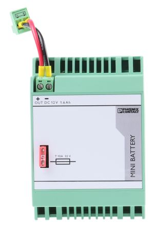 Phoenix Contact Battery Pack For Use With MINI-DC-UPS-12DC/2