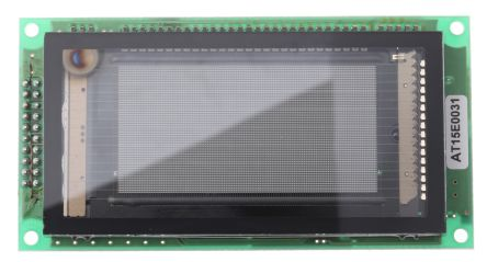 Futaba GP9002A01A Vacuum Fluorescent Display 64 x 128 ASCII 96  Parallel/Serial I/F 4.5 → 5.5 V dc