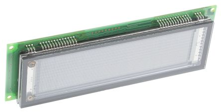 Futaba GP1212A02A Vacuum Fluorescent Display 64 x 256 Japanese I2C, RS232, USB 2.0 Interface 4.75 → 5.25 V dc