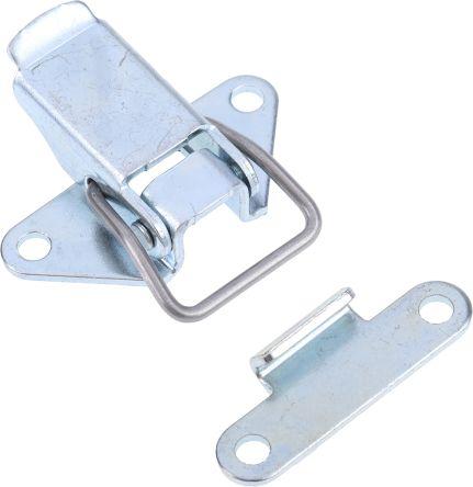 Steel Zinc Plated Toggle Latch, 41 x 41 x 14mm