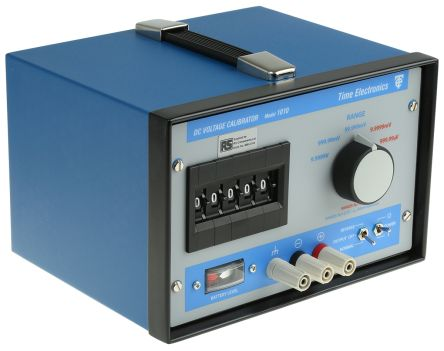 Time Electronic 1010 Current & Voltage Calibrator 0 → 30 mA