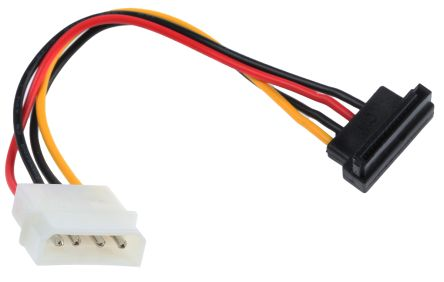Marvelous 11 03 1061 Rs Pro Rs Pro 100Mm 4 Pin Molex Sata Cable 666 5079 Wiring Cloud Hisonuggs Outletorg