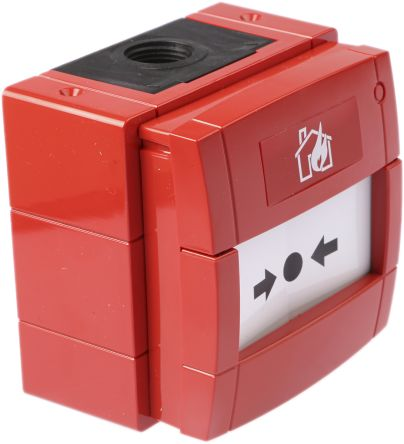 KAC White Call Point Back Box Mounting Box