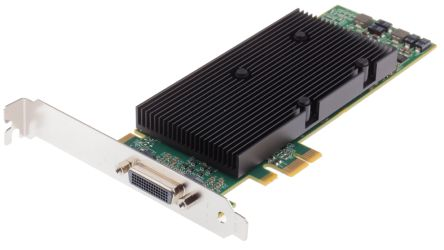Matrox M9120 Plus LP PCIe x1 Driver