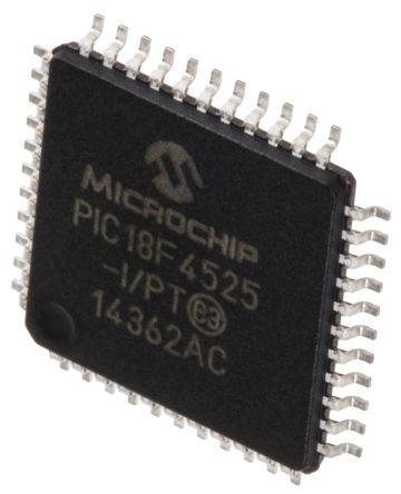 PIC18F452-I//PT  Microcontrollers