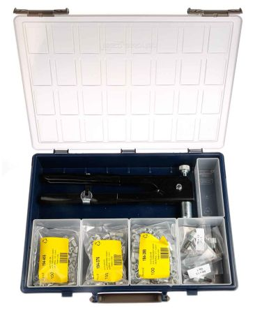 AVK 300 Piece Plain Steel Insert Kit AVK AK SERIES KITBOX, M4, M5, M6