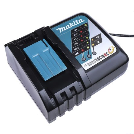 Dc18rc Makita Makita 144 18v Li Ion Power Tool Charger Uk