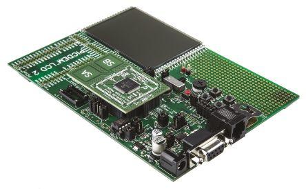 Microchip PICDEM LCD MCU Development Kit DM163030