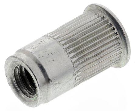 AVK Plain, M4 Threaded Insert AVKAKS3T-470-3.3, 7.87mm diameter 6.75mm Depth 7.75mm