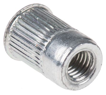 AVK Plain, M8 Threaded Insert, 15.11mm diameter 13.5mm Depth 10.8mm