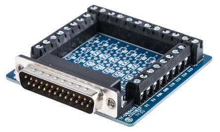 pico Technology PP604 Data Logger Terminal Board, For Use With Multi-Channel Data Logger