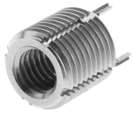 Thread Repair Inserts,Stainless Steel Latch Pin Screw Wire Thread Inserts Repair Accessories #6