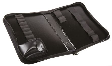 RS PRO Vinyl Tool Case Without Wheels, 308 x 220 x 50mm