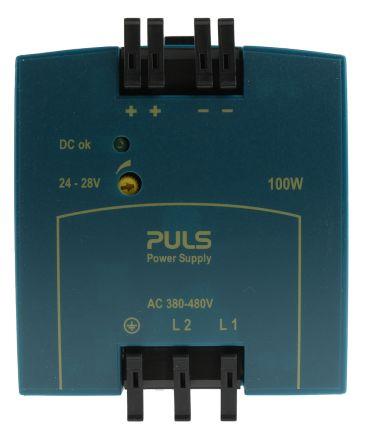 PULS ML100.200 Источник питания для монтажа на панель и DIN-рейку