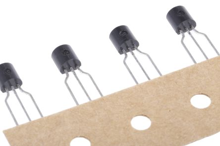 FQN1N60CTA N-Channel MOSFET, 300 mA, 600 V QFET, 3-Pin TO-92 ON Semiconductor