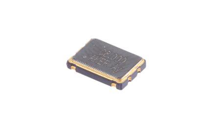 S75005-8.000-X-15 Crystal Oscillator, 8 MHz, ±50ppm HCMOS 15pF, 4-Pin SMD, 7 x 5 x 1.3mm