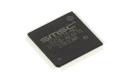 Microchip SCH3114-NU, IO Controller, 128-Pin VTQFP