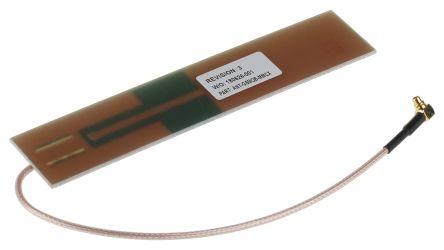 ANT-GSMQB-MMCX RF Solutions - 2G (GSM/GPRS) Antenna, , MMCX