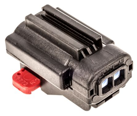 Delphi Apex Series Female 2 Way Connector Housing for use with Automotive  Connectors