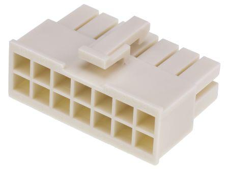 8way 39-01-2085 MOLEX mini-fit doppia fila recipiente