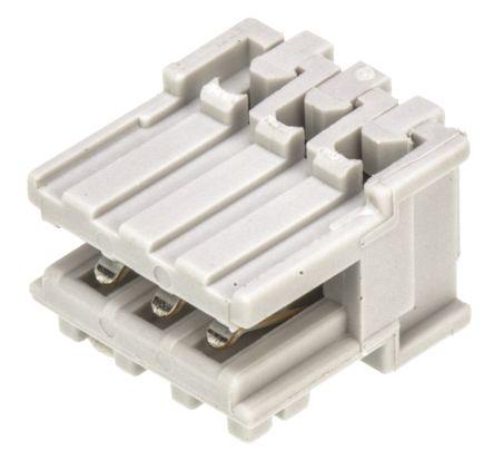 3-829868-3 | TE Connectivity AMP DUOPLUG Buchsengehäuse, 2,5mm, 3 ...