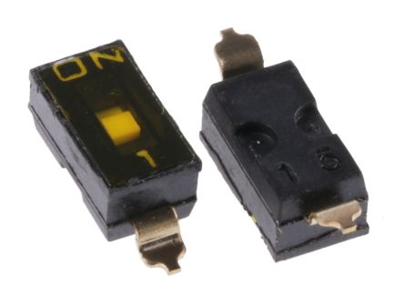 1 Way Surface Mount DIP Switch SP product photo