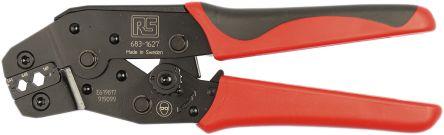 DCC 1113 | RS Pro Ratchet Crimping Tool, BNC, TNC | RS Pro