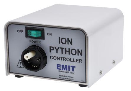 Ion python controller, hand gun, 220Vac
